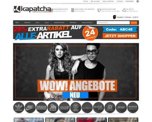 Kapatcha Screenshot