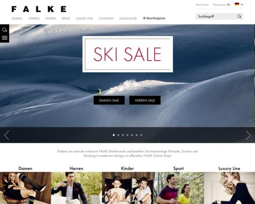 Falke Screenshot