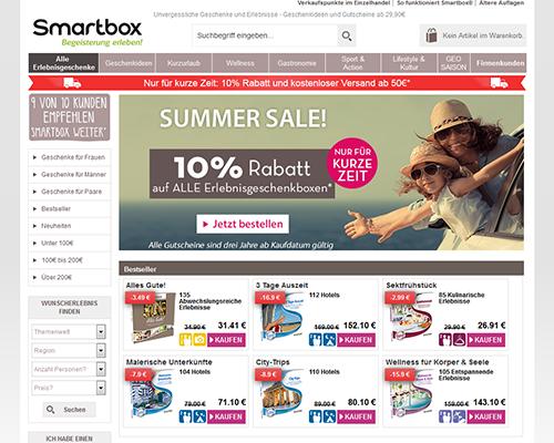 Smartbox Screenshot