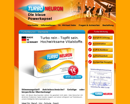 TurboNeuron Screenshot