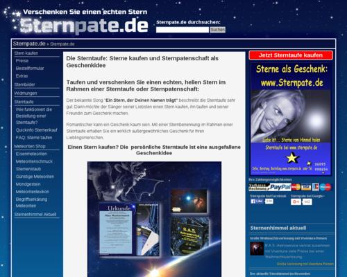 Sternpate Screenshot