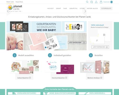 Gutscheincode Planet Cards
