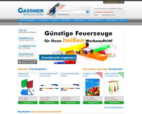 Werbekuli.de Screenshot