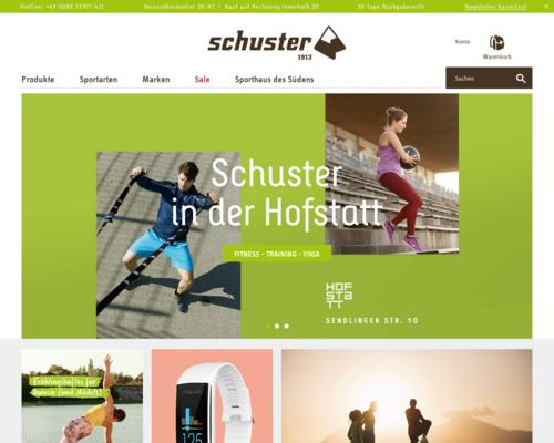 Sport Schuster Screenshot