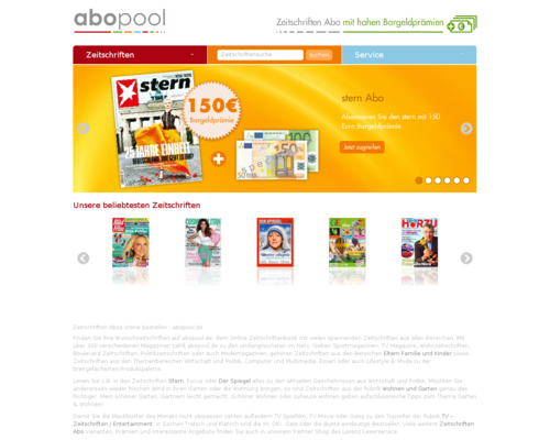 Abopool Screenshot