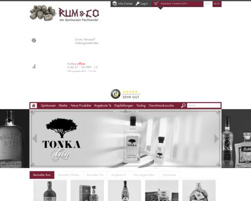 Rum&Co Screenshot