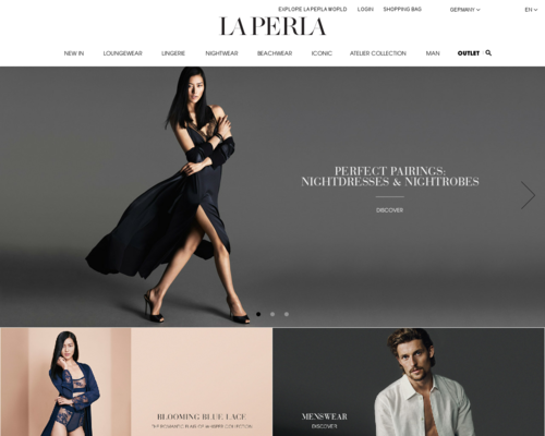 La Perla Screenshot