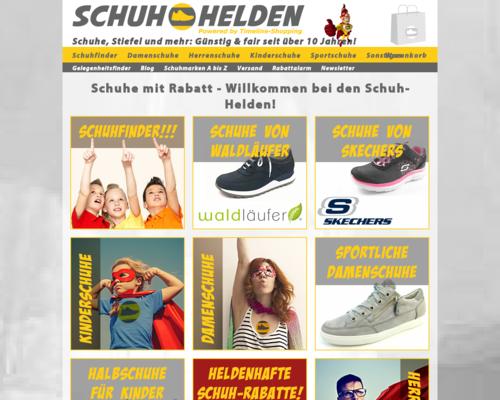 Schuh-Helden Screenshot