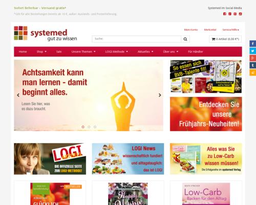 Systemed Screenshot