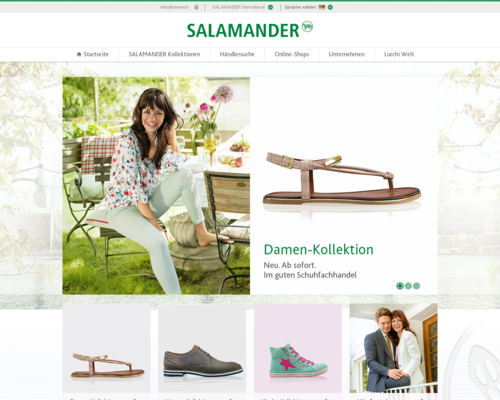 Salamander Screenshot