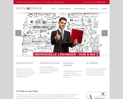 Pathworks Screenshot