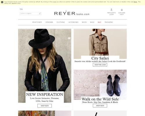 Reyerlooks Screenshot