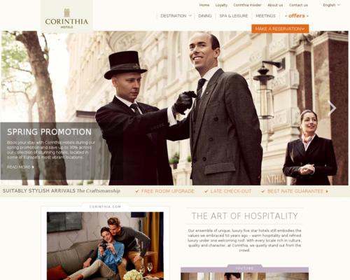 Corinthia Screenshot