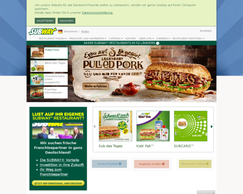 Subway Screenshot