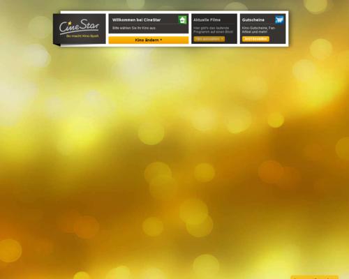 CineStar Screenshot