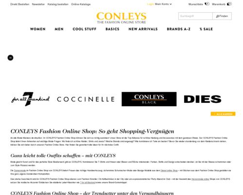 CONLEYS Screenshot