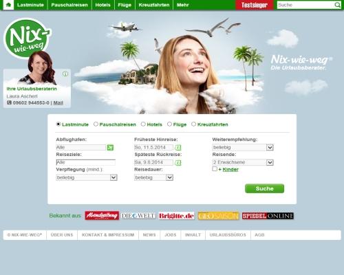 Nix-wie-weg Screenshot
