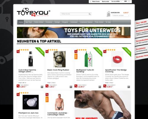 Toys4You Screenshot