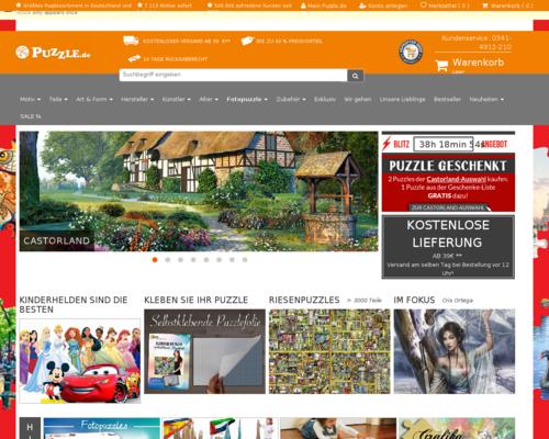 Puzzle.de Screenshot