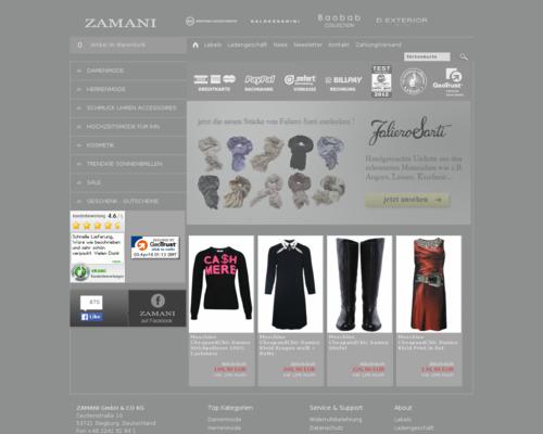 ZAMANI Screenshot