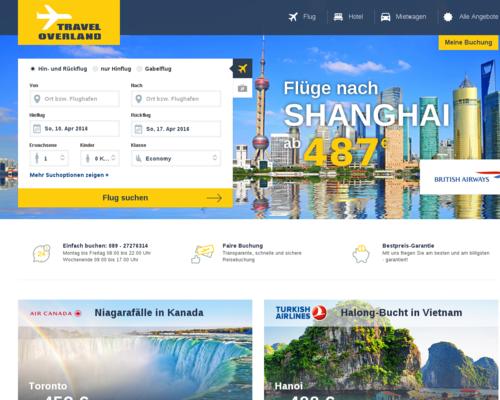 Travel Overland Screenshot