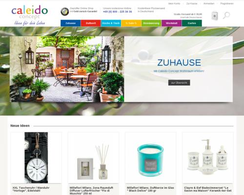 Caleido-Concept Screenshot