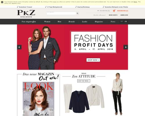 PKZ Screenshot