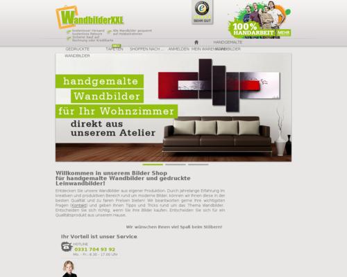 WandbilderXXL Screenshot