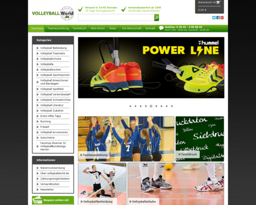 Volleyballworld Screenshot