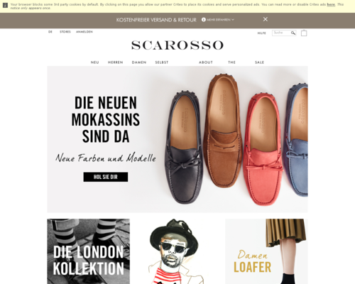 Scarosso Screenshot