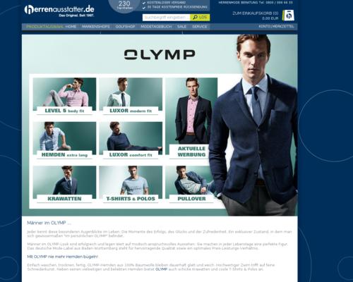 Olymp Screenshot