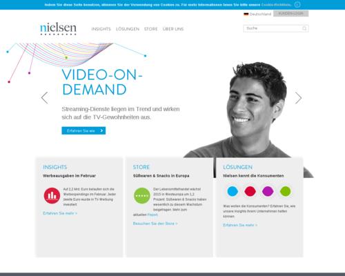 Nielsen Screenshot