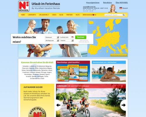 novasol Screenshot