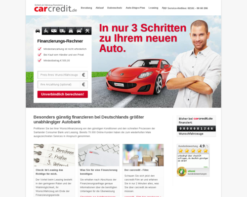 carcredit Screenshot