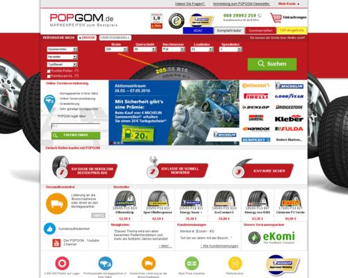POPGOM Screenshot