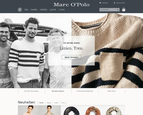 Marc O'Polo Screenshot