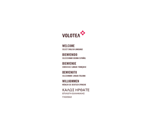 Volotea Screenshot
