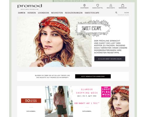 Promod Screenshot