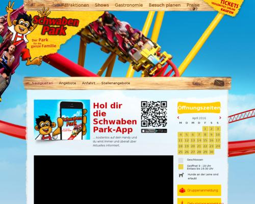 Schwabenpark Screenshot
