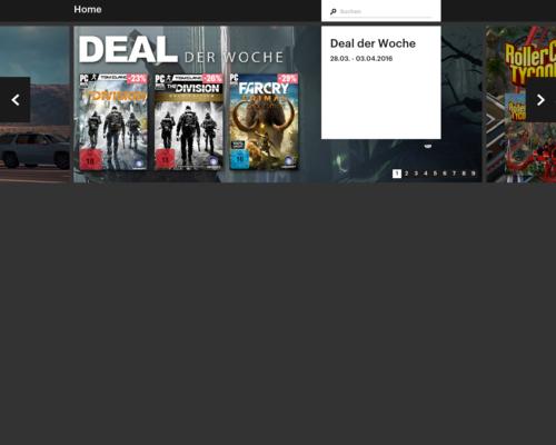 Gamesload Screenshot