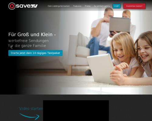 save.tv Screenshot