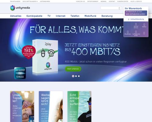 Kabel BW Screenshot