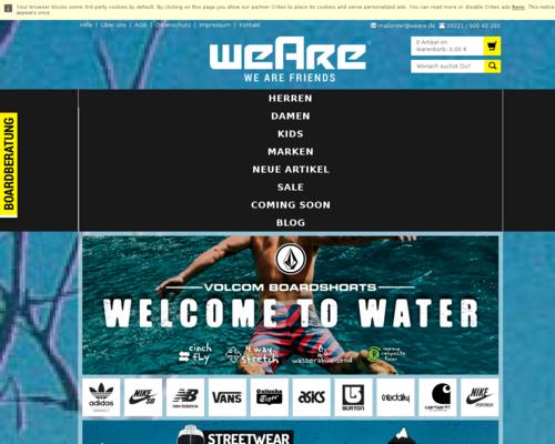 Weare Screenshot