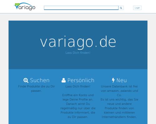 Variago Screenshot