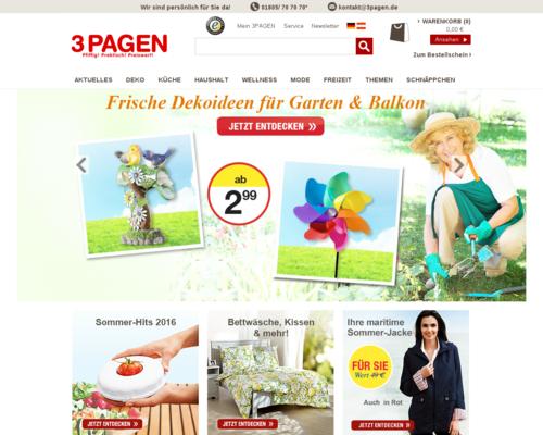 3Pagen Screenshot