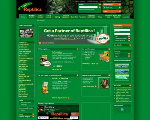 Reptilica Screenshot