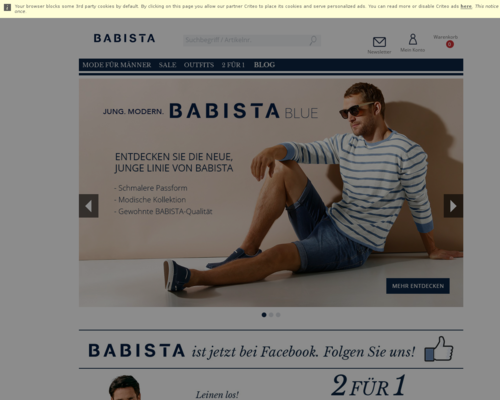 Babista Screenshot