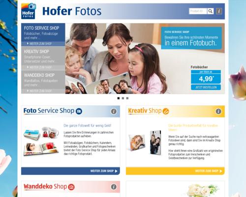 hofer fotobuch