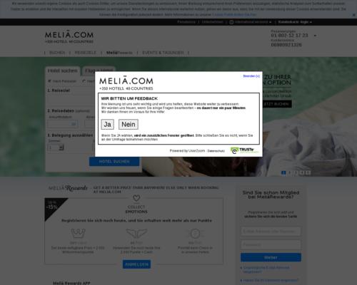 Sol Melia Screenshot