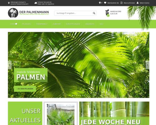 Palmenmann Screenshot